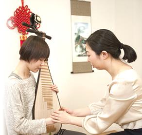 琵琶の写真